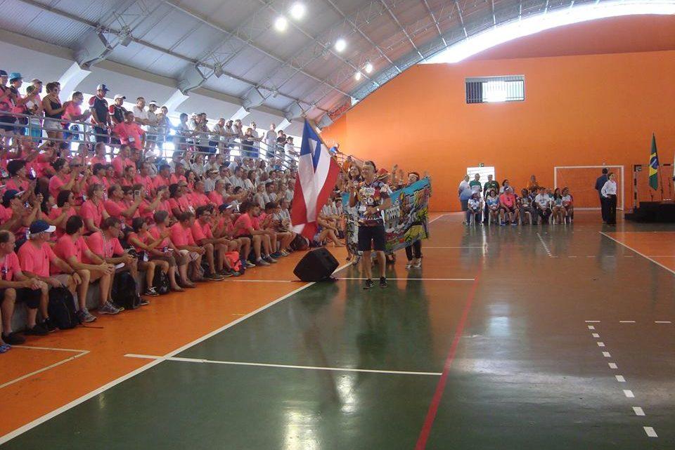 Atletas celebram o esporte na 8ª edição dos Jogos Fenacef
