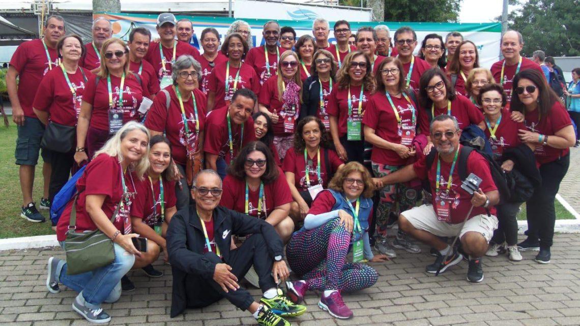 Bahia: campeã da alegria nos X Jogos da FENACEF