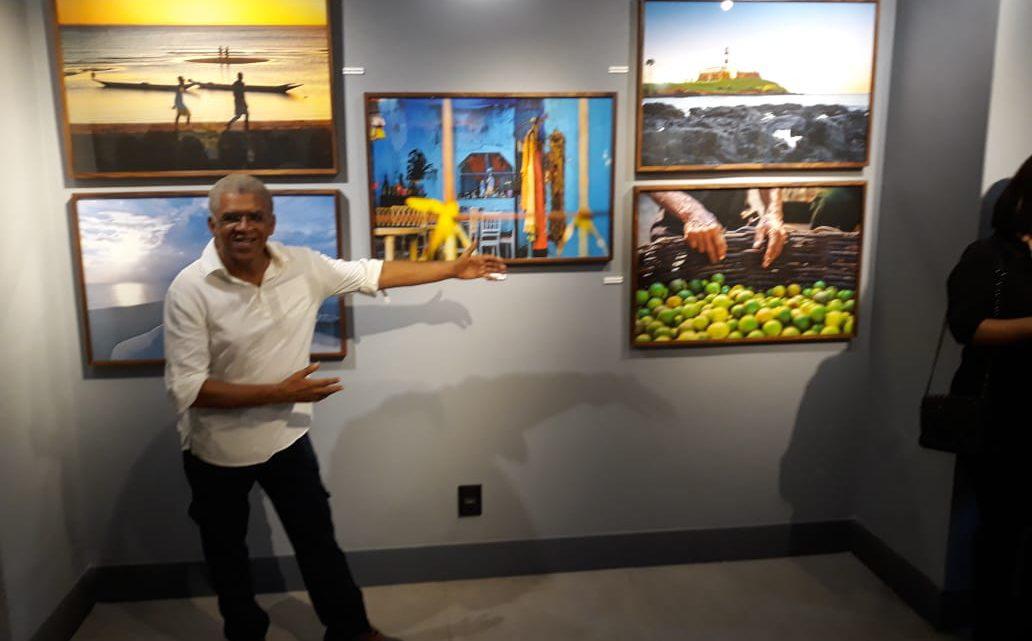 Mostra fotográfica sobre Salvador
