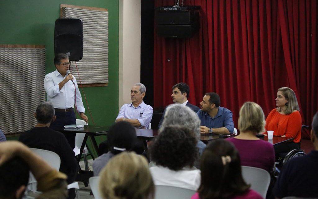 Assembleia debate situação do FENACEF Saúde em Brasília