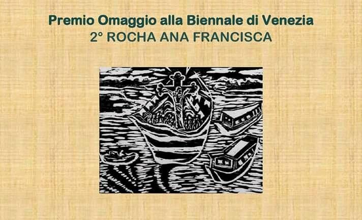 Prata da Casa apresenta Ana Francisca, artista premiada em Veneza, na Itália