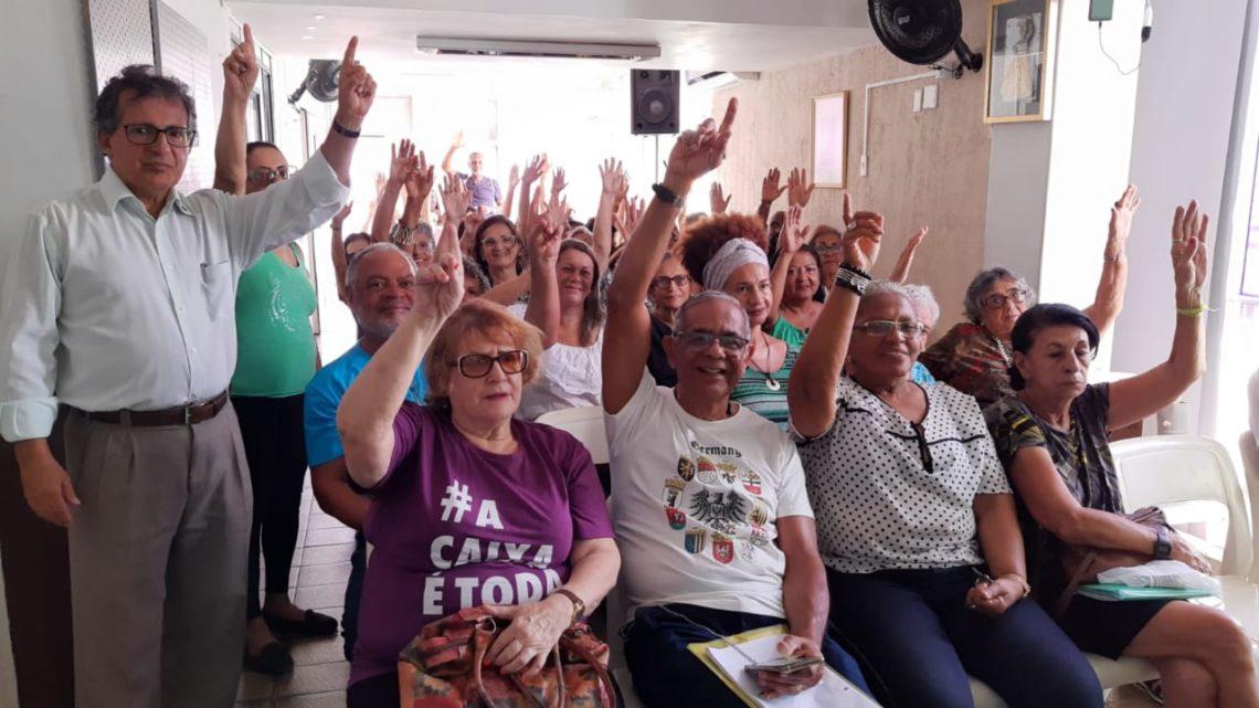 Associados aprovam Ação Civil proposta pela FENACEF